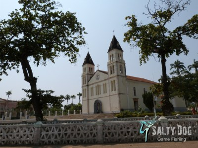sao tome cathedral