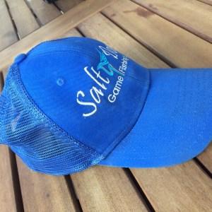 blue salty dog cap