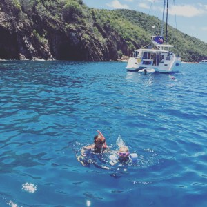 A birthday boat and snorkel trip with friends Happy 5thhellip