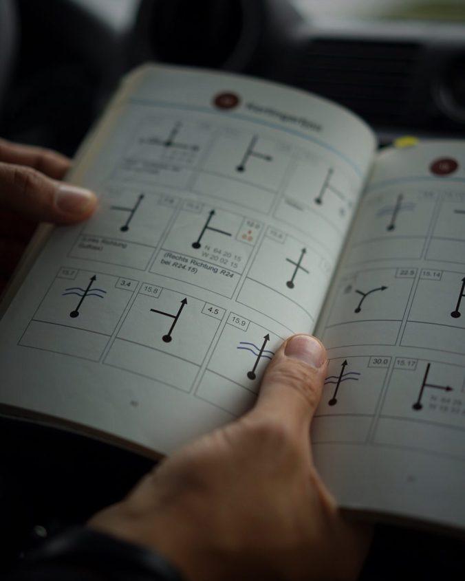 Island Hochland Trackbook