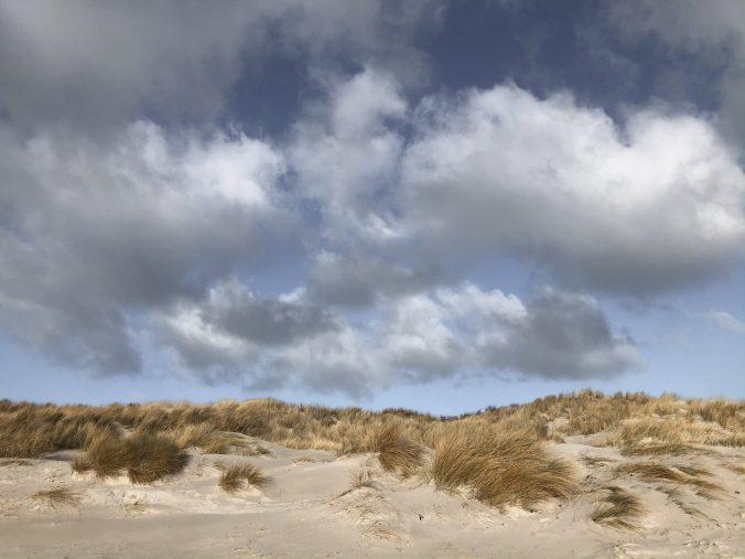 Sonne, Helgoland, Südstrand