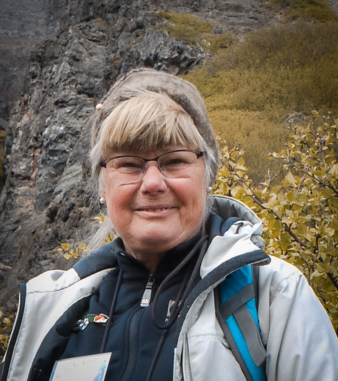 Helga Hausner Isafjödur