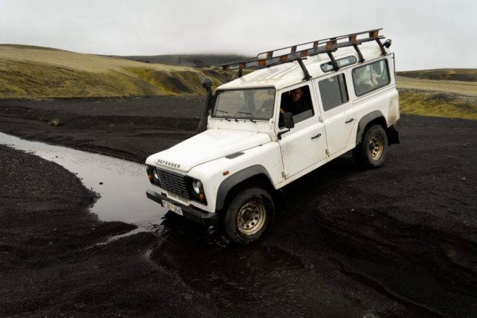 Island Hochland: Road to Mordor