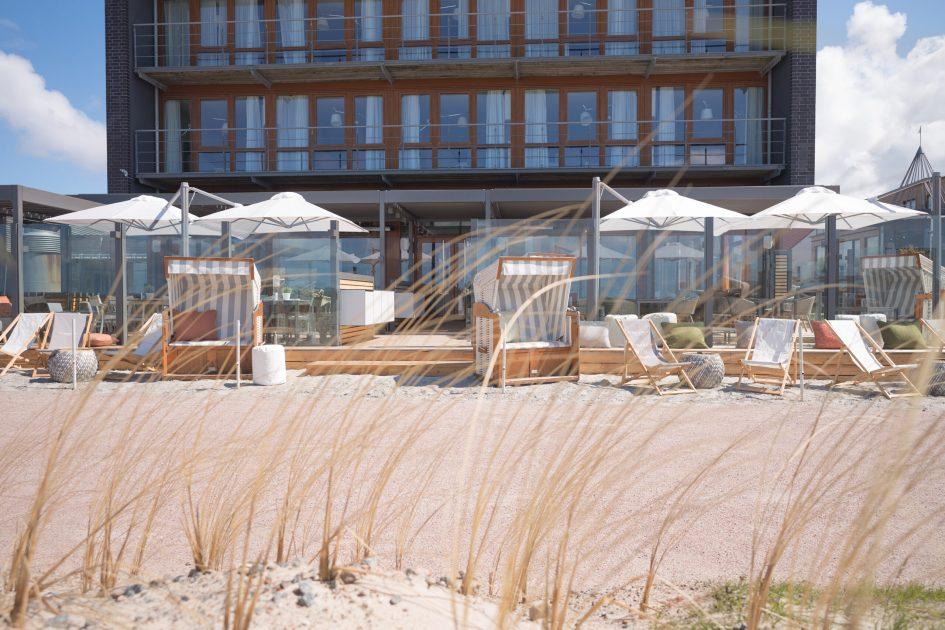 Das Strandgut Resort in St. Peter-Ording: Ein spannender Blick hinter die Kulissen