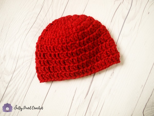 Apple Crisp Hat The Perfect Baby Hat Crochet Pattern For Charity