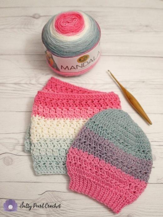Easy Crochet Infinity Scarf Pattern Archives Salty Pearl Crochet