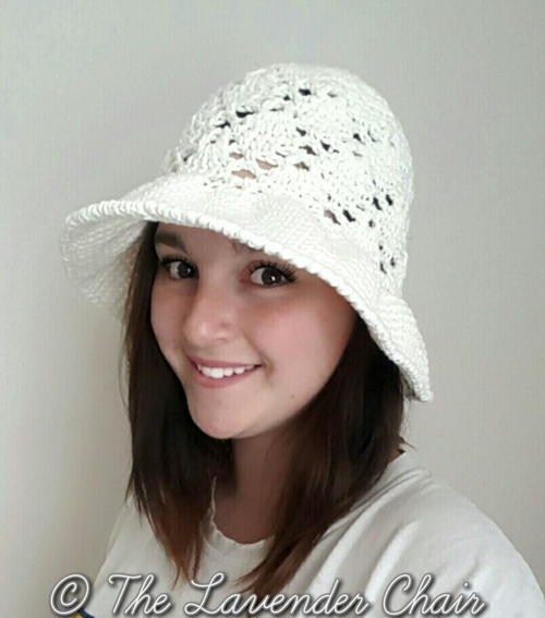 23 Free Sun Hat Crochet Patterns • Salty Pearl Crochet