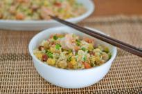 Yangzhou fried rice salu salo recipes yangzhou fried rice print prep time ccuart Image collections