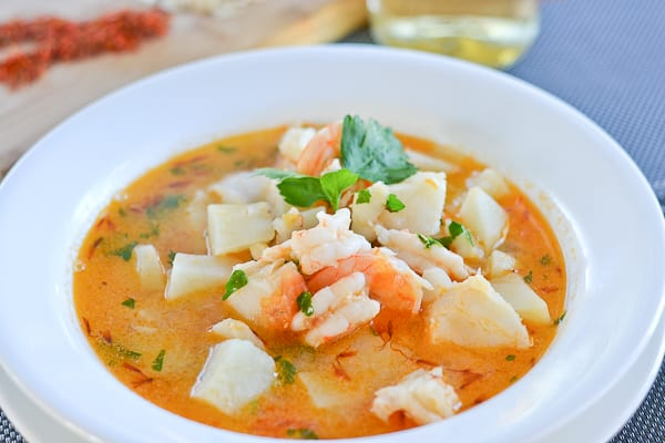 Catalan Fish Soup