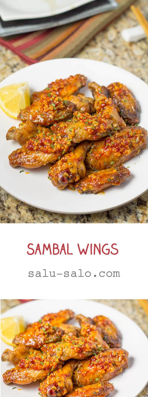 Sambal Wings