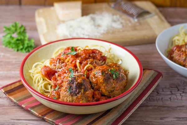 Big Braised Meatballs