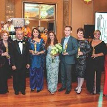 Paréntesis, Successful 28th Presentation of the Latino Center on Aging's Golden Age Awards in South Florida