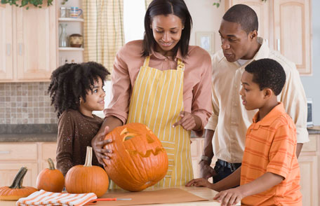 Seven Ways to Be Safe and Healthy This Halloween