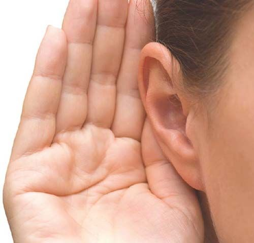 Hearing Loss and Aging