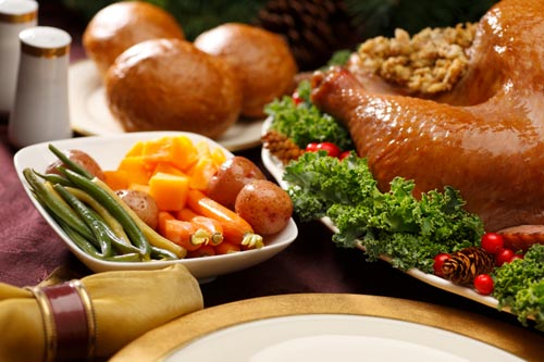 Choose the Healthy Foods Options This Holiday Season