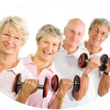En Forma, Ejercicio y actividad física En forma de por vida