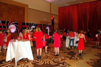 GRFW Sponsors Expo attendees