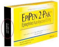 FDA alerts consumers of nationwide voluntary recall of EpiPen and EpiPen Jr