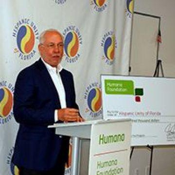 La Fundación Humana anunció una donación de $ 100,000 para Hispanic Unity of Florida