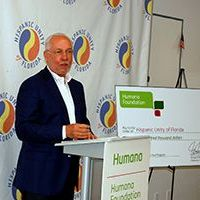 The Humana Foundation announced a grant of $100,000 for Hispanic Unity of Florida