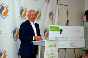 Dr. Fernando Valverde Humana Regional Medicare President