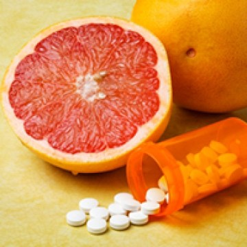Grapefruit Juice and Some Drugs Don't Mix