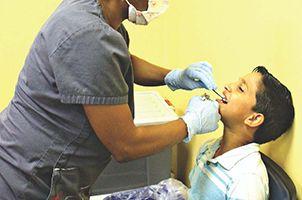 Servicio Odontológico Gratuito