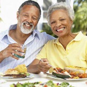 Años Dorados, Nutrición en la tercera edad