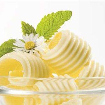 Nutrición, Cuál es la diferencia entre mantequilla y margarina ?