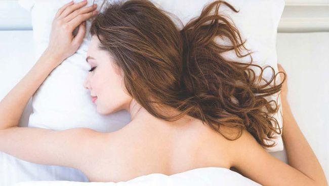 Salud Sexual, Beneficios de dormir desnuda