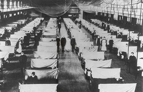 Remembering the 1918 Influenza Pandemic