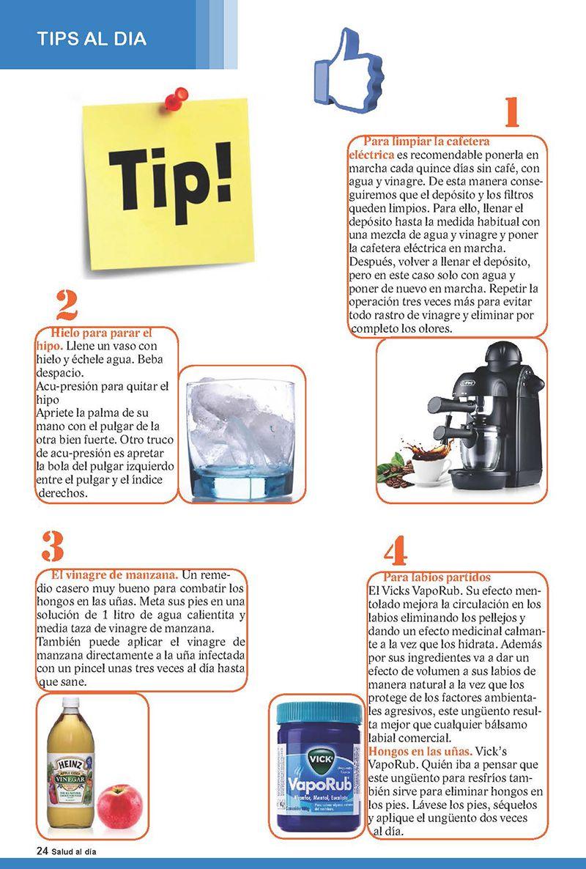 Tips al dia