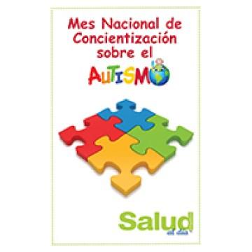 Mes Nacional Concientización del Autismo