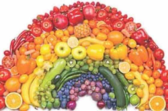 Alimentos Coloridos para la Salud de tu Piel