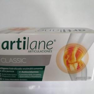 Artilane Classic Colágeno hidrolizado enzimáticamente de alta pureza, Ácido hialurónico, Magnesio, Zinc