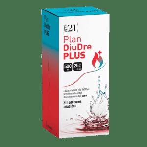 Saludavida, Plan Diudre Plus 21