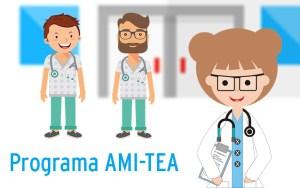 ProgramaAMI-TEA. Avatares de enfermeros