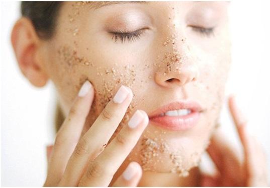 Resultado de imagen de exfoliante pieles secas