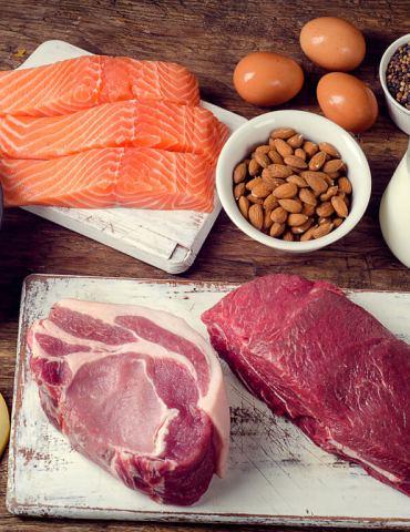 Los 10 alimentos con más contenido en proteínas
