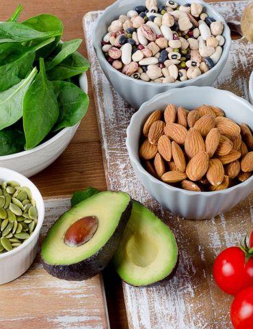 Los 10 alimentos con mayor contenido en potasio