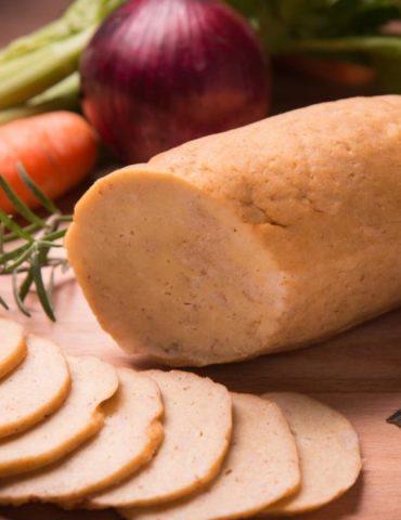 Sustitutos de la carne aptos para veganos