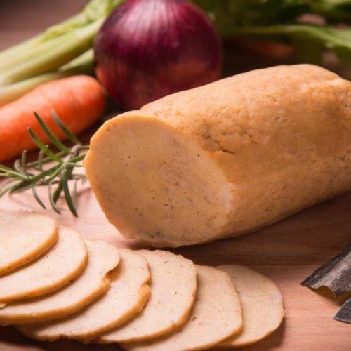 alimentos sustitutos de la carne para veganos