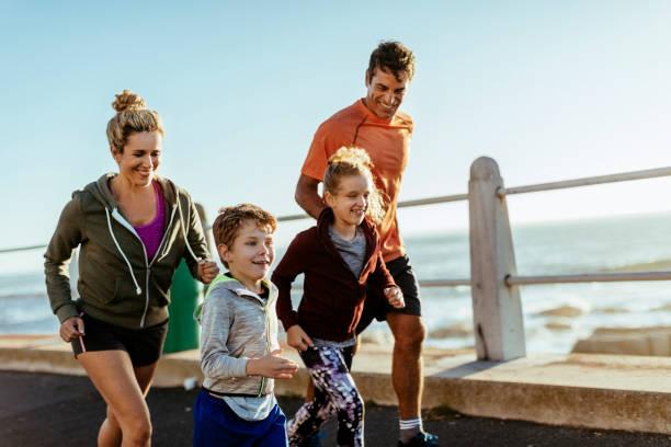 deporte con la familia
