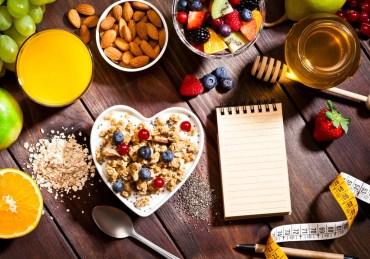 5 desayunos saludables y nutritivos