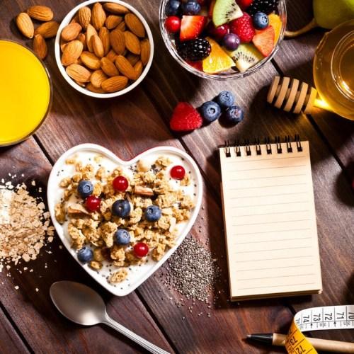 desayunos saludables y nutritivos