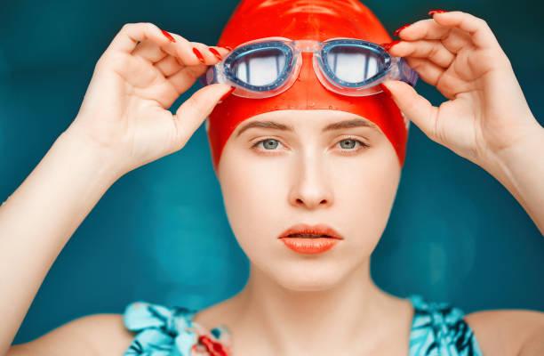 gorra de nadar