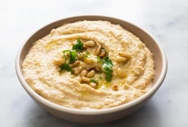 Beneficios para la salud de Hummus