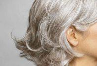 Remedios caseros para el pelo gris