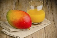 Salud beneficios de jugo de Mango