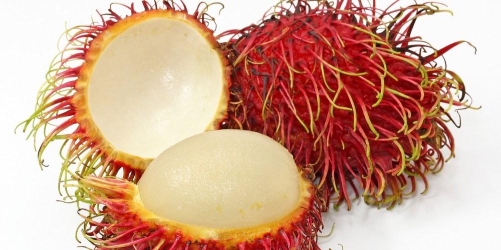 Beneficios de Rambutan